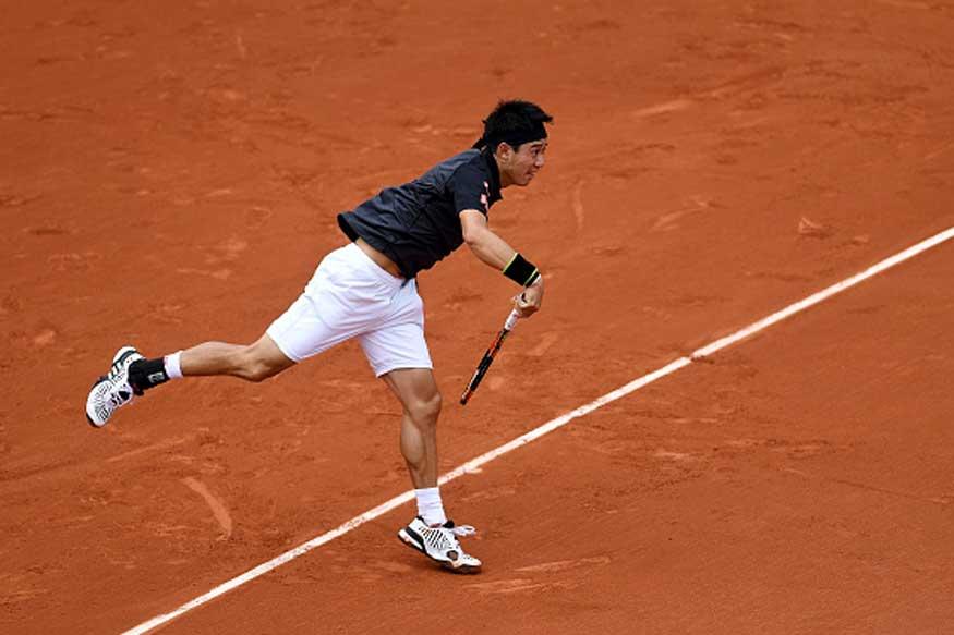 Nishikori Advances to Third Round at French Open
