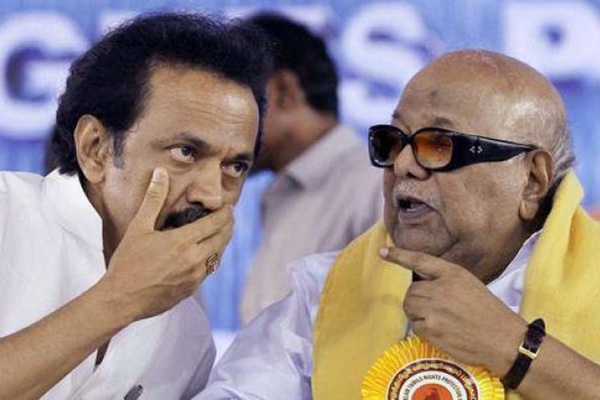 MK Stalin Elected DMK Legislature Party Leader
