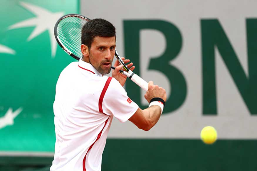 After Nadal, Djokovic Too Storm Into Round 3 at French Open