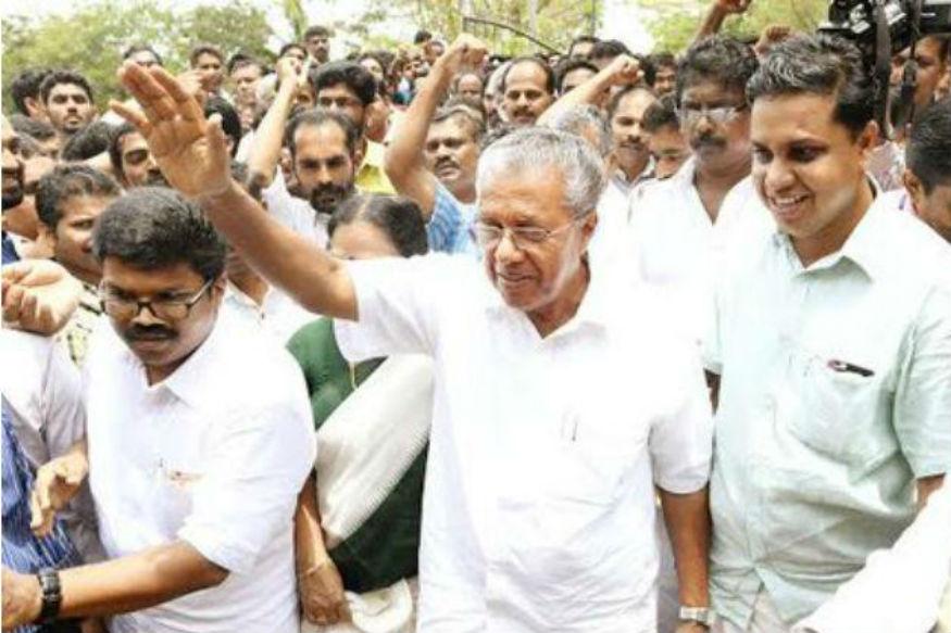 Kerala CM Slams Centre After SC Allows Italian Marine to Return