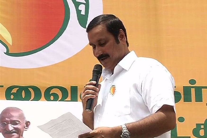 Anbumani Ramadoss Claims Money Power Defeated PMK