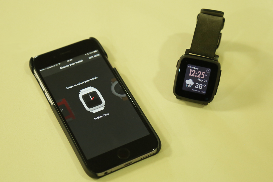 New Pebble Core wants you to ditch your phone