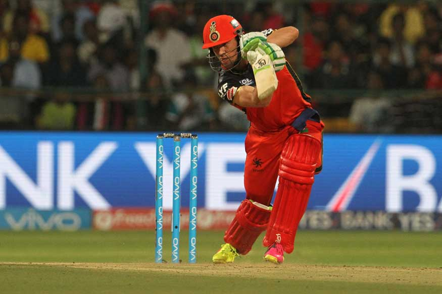 AB de Villiers Delighted to be Part of IPL Final