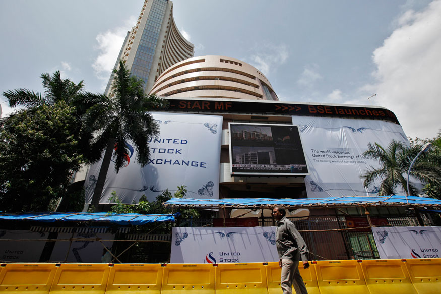 Sensex Retakes 27,000 After 7 Months on RBI Accommodative Policy - News18