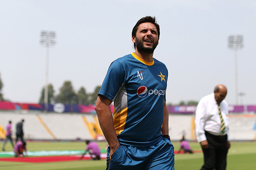 File image of Shahid Afridi. (Getty Images)