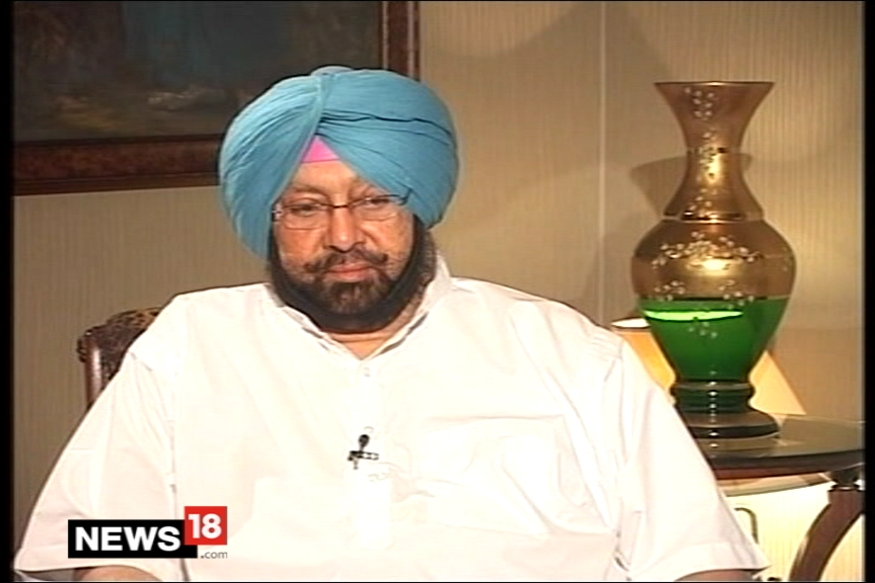Amarinder Does Not Want a Vice Captain, Sidhu Will Be Just a Minister