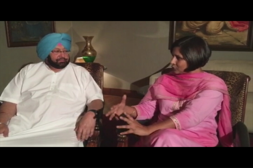 Social Media More Impactful Than Mainstream Media: Amarinder Singh