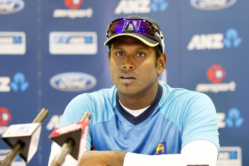 Angelo Mathews Questions New Points System Ahead of England Tour