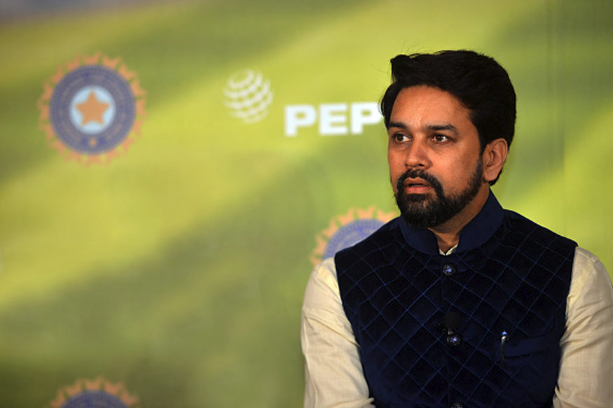 A file photo of Anurag Thakur. (Getty Images)