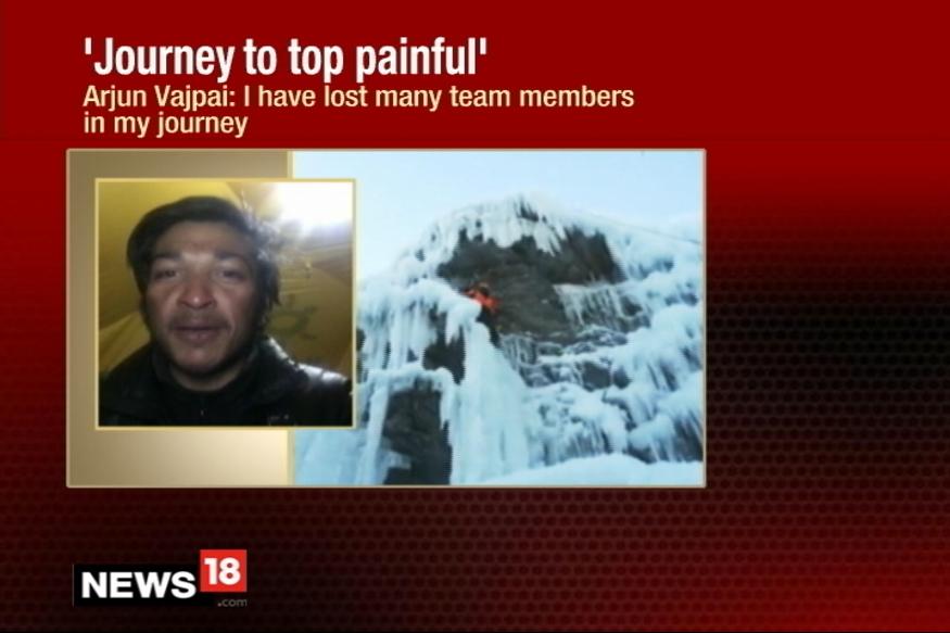 22-Year-Old Arjun Vajpai Scales Mount Makalu in Nepal
