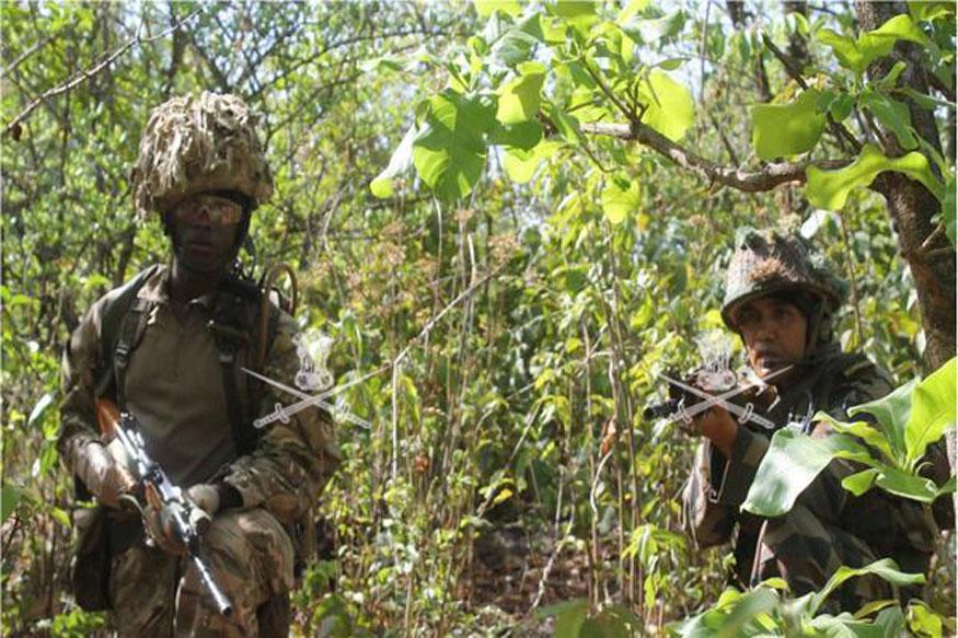 Army Jawan Kills 4 Terrorists in J&K Before Attaining Martyrdom