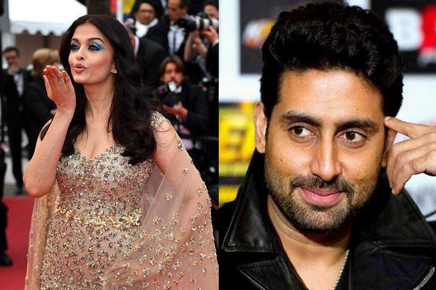Aishwarya Leaves Abhishek Speechless With Her Cannes Look - News18