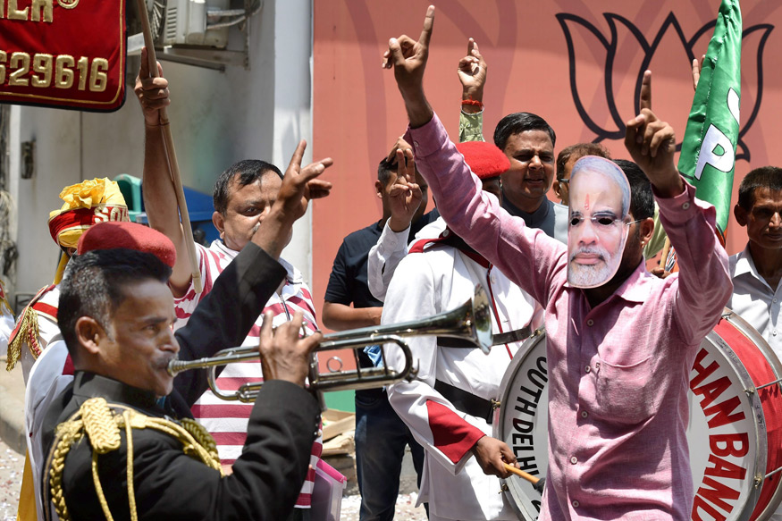 Why the BJP Continues Its Dream Run Even after Two Years
