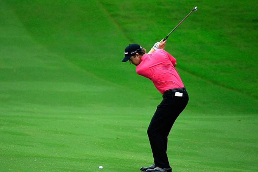 Molder One Ahead at Colonial, Spieth Three Back