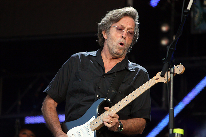Eric Clapton Returns to Blues Roots on New Album - News18