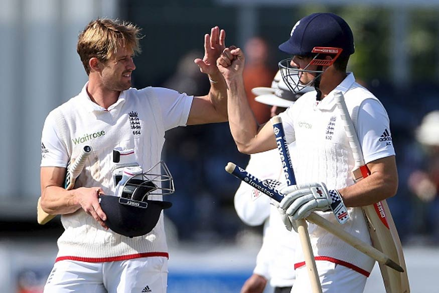 England Win Second Test by 9 Wickets, Seal Series 2-0