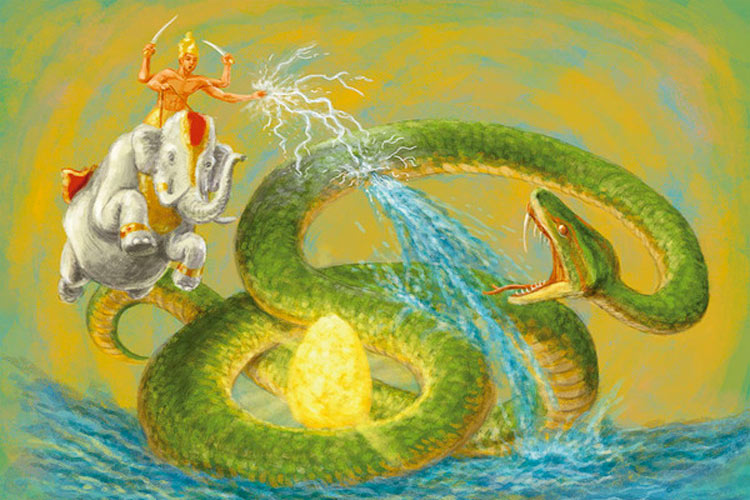 10 Most Powerful Asuras Mentioned In Hindu Epics