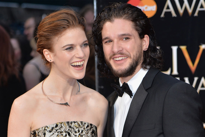 Kit Harington Opens up About His Relationship With Rose Leslie - News18