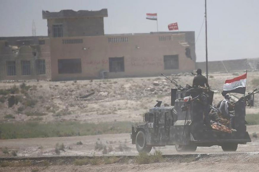 Iraq Forces Face Tough IS Resistance on Fringes of Fallujah