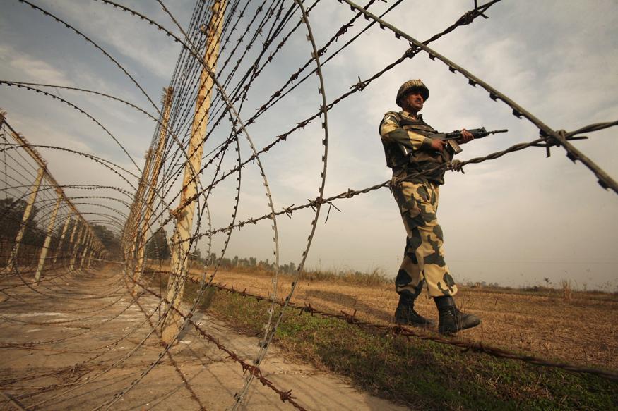 Jawan Belonging to 26 Rajput Regiment Injured in J&K Gunbattle