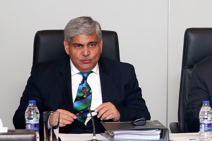 A file photo of Shashank Manohar. (Getty Images)