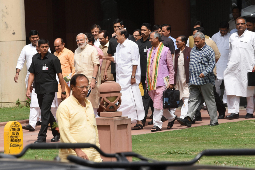 Modi Cabinet Set to Get New Avatar, Read the Tea Leaves Here