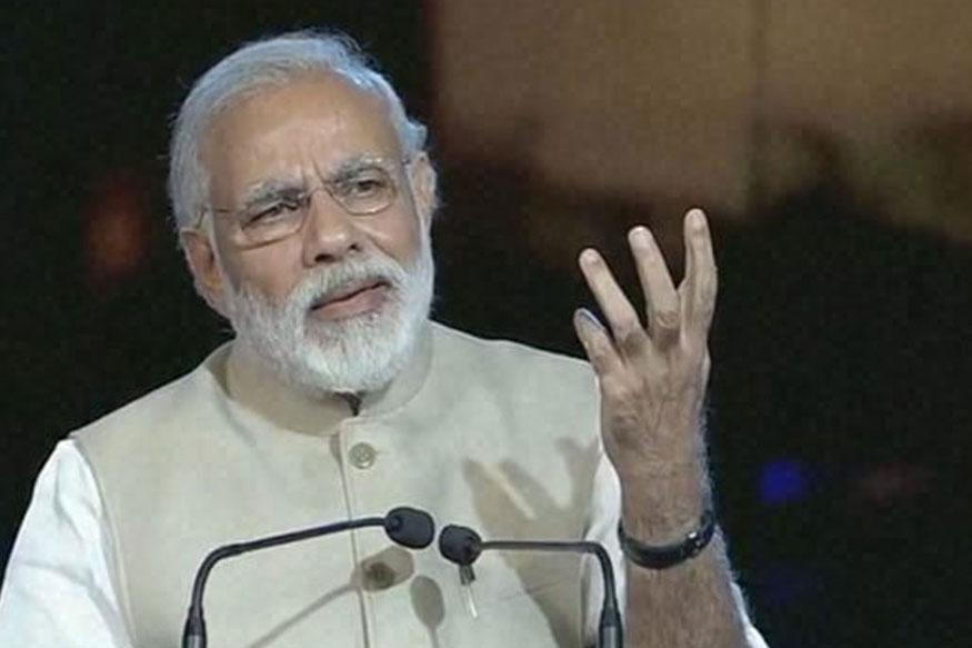PM Modi Vows to Root Out Corruption, Says Change Has Come