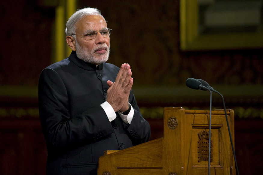 Narendra Modi the Second Most-Liked World Leader on Facebook