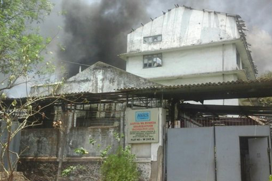 One Dead, Over 100 Injured in Chemical Factory Blast Near Mumbai