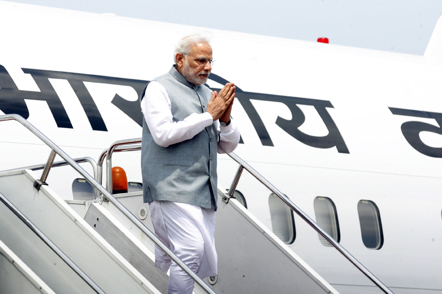 News Digest: Modi's Foreign Travel in 2015-16 Has Cost AI Rs 117 Cr