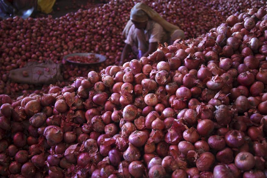 Nashik Farmer Gets 5 Paise per KG Offer for Onions, Dumps His Produce
