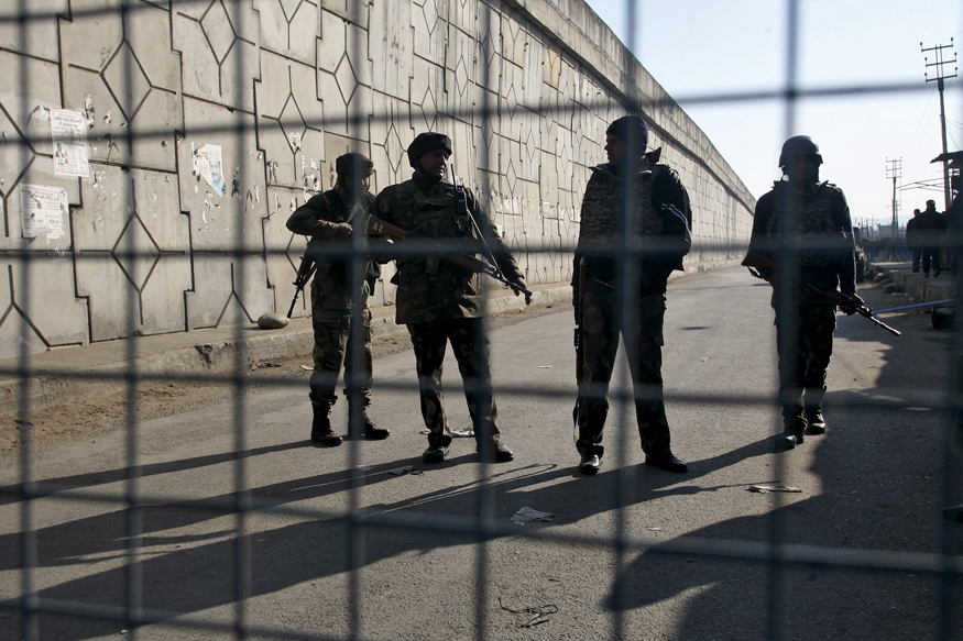 High Alert Sounded in Pathankot; Search Operation Underway