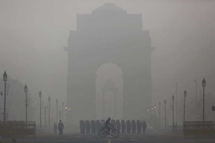Delhi Air Quality Drops Severely, 'Half Emergency' Declared