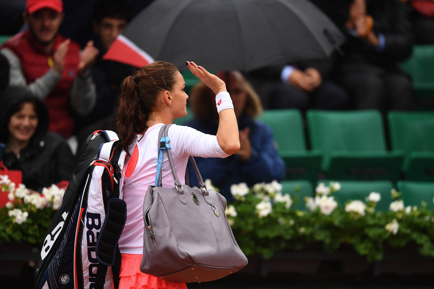 Radwanska Knocked Out in French Open Last 16