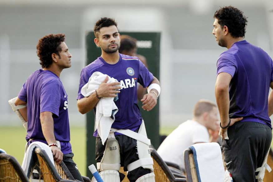 Kohli-Tendulkar Comparision Is Unfair, Says Yuvraj