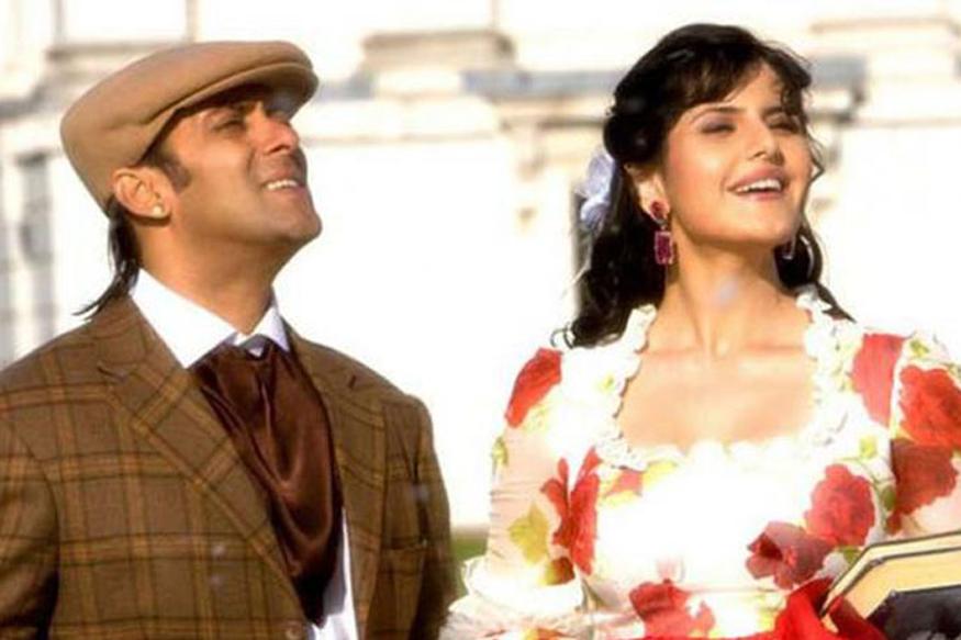 Zareen Credits Salman Khan for her Bollywood Break