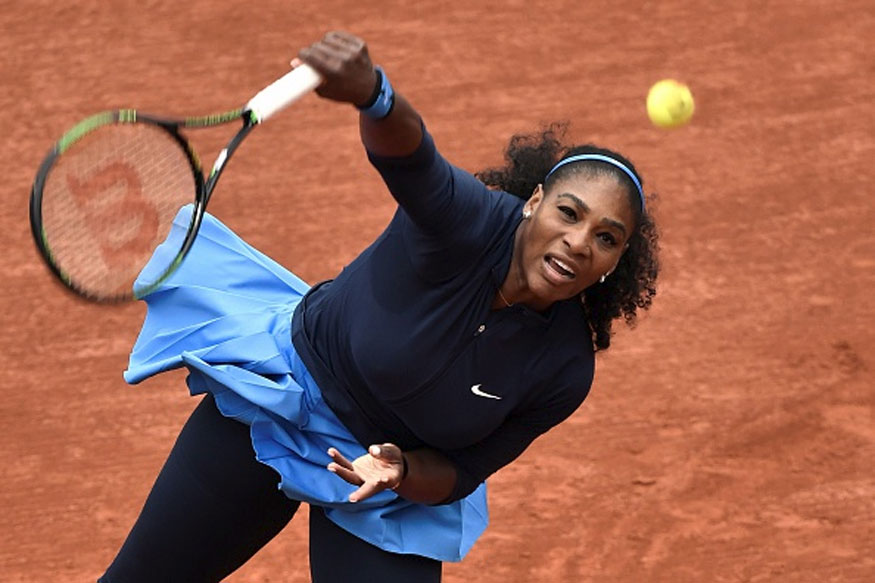 Serena Williams Eases Into French Open Second Round