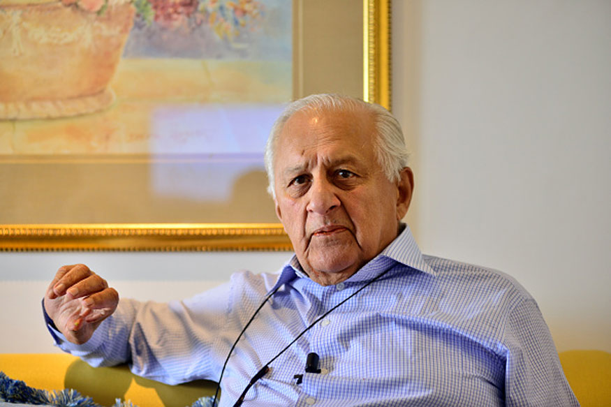 A file image of PCB Chairman Shaharyar Khan.   (Photo Credit: Getty Images)