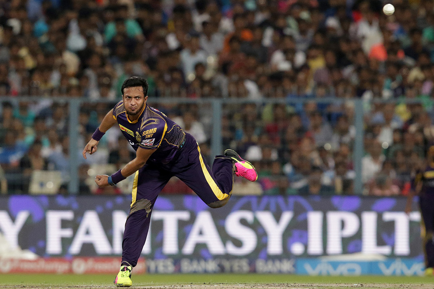 Bangladesh All-rounder Shakib Al Hasan Unhappy with IPL Performance