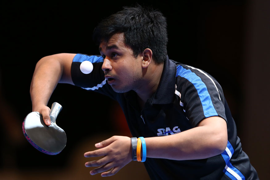 Soumyajit Best Indian in TT World Rankings, Sharath Slids