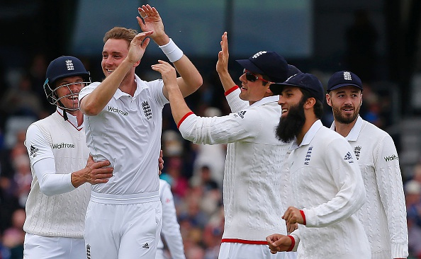 Broad Warning for Sri Lanka as England Eye Test Series Win