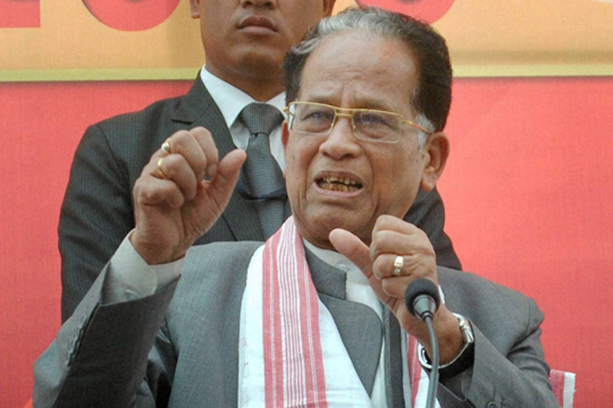 Don't Fall for BJP's False Promises, Tarun Gogoi Tells Meghalaya Voters