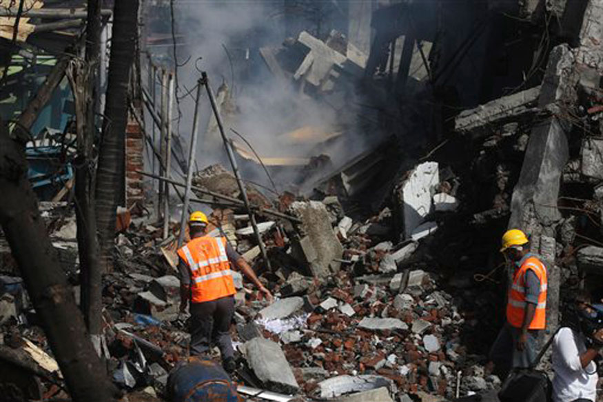 Death Toll in Thane Factory Blast Rises to 12