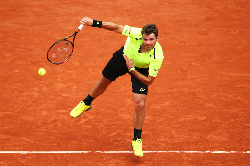 Defending Champion Wawrinka Into French Open Third Round