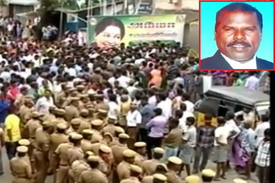 Advocate Hacked to Death in Broad Day Light in Chennai