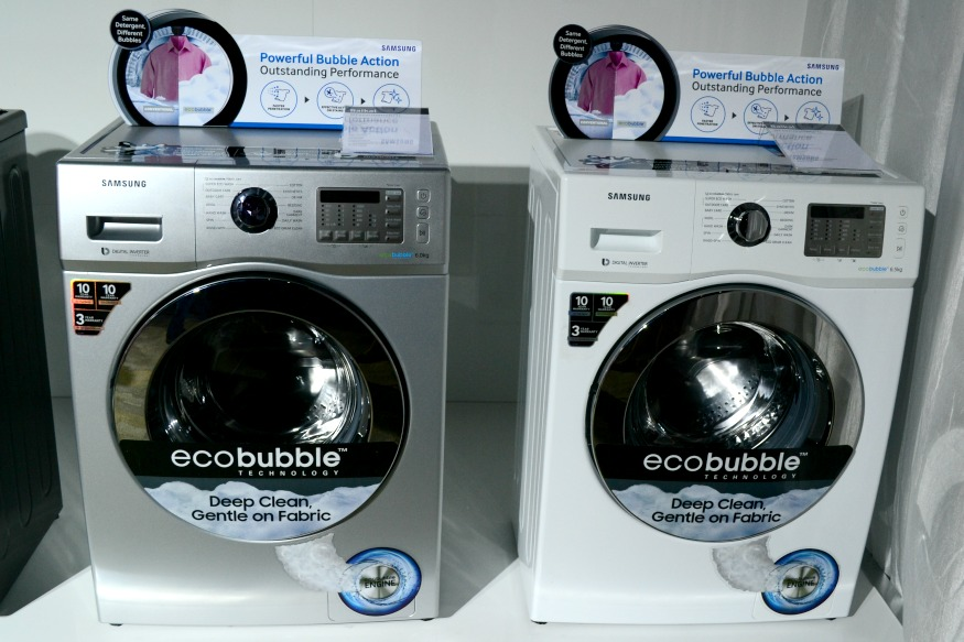 new washing machine samsung
