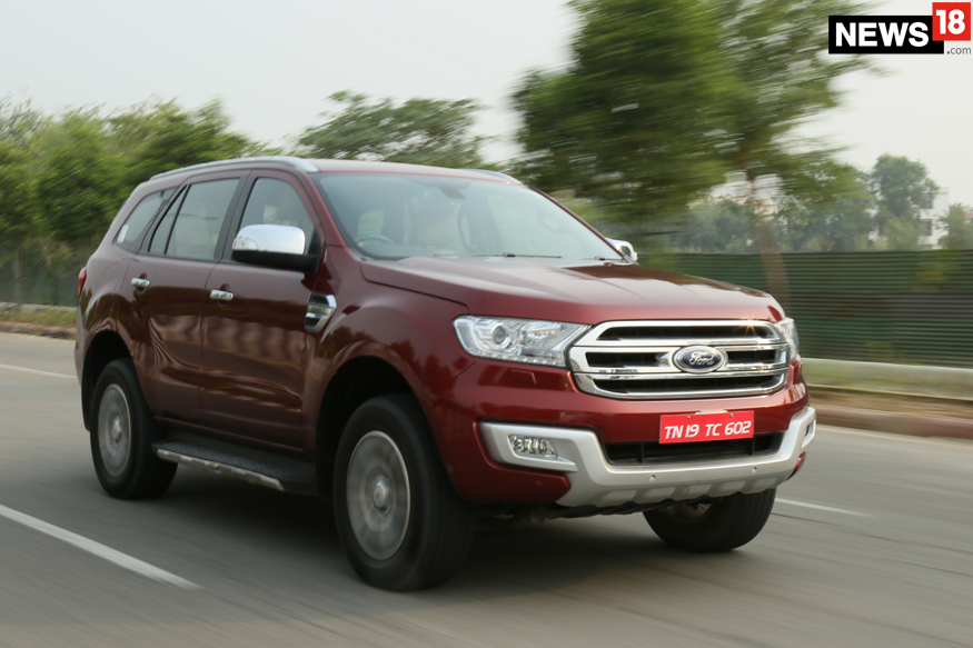 Ford Endeavour Review The Most Desirable Beast For Now