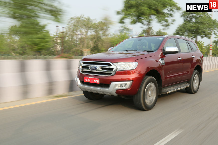 Ford Endeavour 2016 Review The Most Desirable Beast For Now