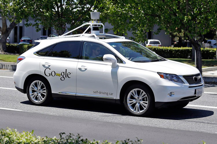 Driverless Cars Learn to Honk at Google - News18
