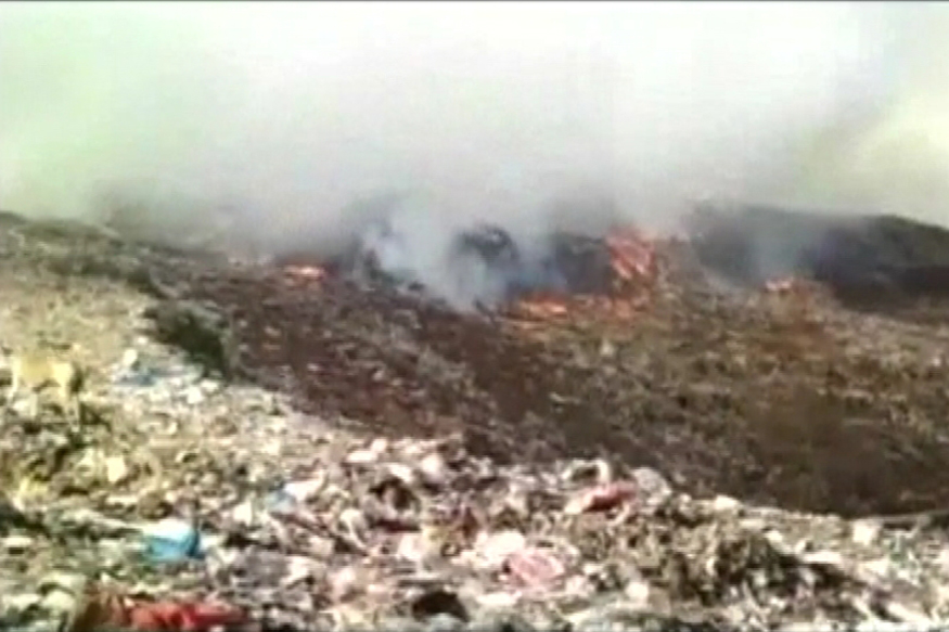Massive Fire in Kalyan Under Control, No Casualties
